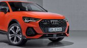 Audi Q3 Sportback 2019 Front Up