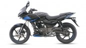 Bajaj Pulsar 220f Blue Black Side Profile