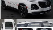Mg Hector Baojun 530 Facelift Alloy