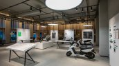 Ather Space Chennai Interior