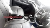 Maruti Suzuki Ertiga Cross Spy Interior