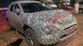 Tata Buzzard Front Rear Spied 2