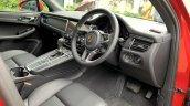 Porsche Macan Interiors 1