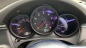 Porsche Macan Interiors Dials