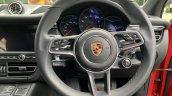 Porsche Macan Interiors Steering Wheel