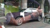 Hyundai Tucson Spy