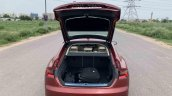 Audi A5 Sportback Review Images Boot Space 2
