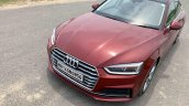 Audi A5 Sportback Review Images Front Three Quater