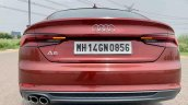 Audi A5 Sportback Review Images Rear End