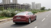 Audi A5 Sportback Review Images Rear Three Quarter