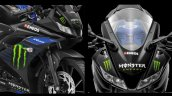 Yamaha Yzf R15 V3 0 Motogp Edition Graphics