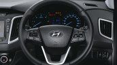 Hyundai Creta Suv Sports Edition Steering Wheel