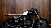 Modified Royal Enfield Bulleteer Customs Right Sid