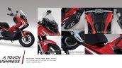 Honda Adv 150 Accessories