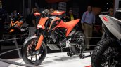Honda Cb125m Concept At Eicma 2018 Unveil Front Th