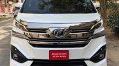 Toyota Vellfire Front