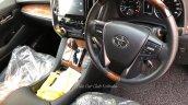 Toyota Vellfire Steering