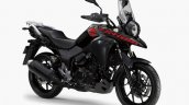 2020 Suzuki V Strom 250 Black Red Front Three Quar