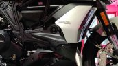 Ducati Diavel 1260 India Launch Engine Close Up