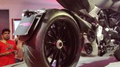 Ducati Diavel 1260 India Launch Rear Tyre And Hugg