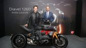 Ducati Diavel 1260 S Launch