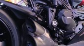 Ducati Diavel 1260s India Launch Exhaust