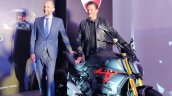 Ducati Diavel 1260s India Launch Stage