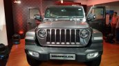 Jeep Wrangler Unlimited Jlu Front