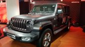 Jeep Wrangler Unlimited Jlu Front Three Quarters I