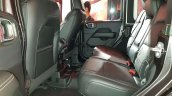 Jeep Wrangler Unlimited Jlu Rear Seats