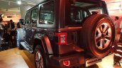 Jeep Wrangler Unlimited Jlu Rear Three Quarters