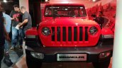 Jeep Wrangler Unlimited Jlu Red Front