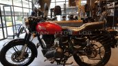 New Royal Enfield Bullet 350 Es Left Side
