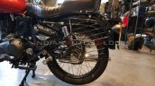 New Royal Enfield Bullet 350 Es Rear Suspension