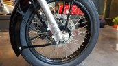 New Royal Enfield Bullet 350 Front Wheel