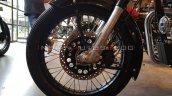 New Royal Enfield Bullet 350 Front Wheel And Brake