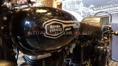 New Royal Enfield Bullet 350 Fuel Tank Logo Right