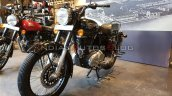 New Royal Enfield Bullet 350 Left Front Quarter