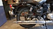 New Royal Enfield Bullet 350 Rear Wheel