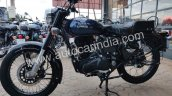 Royal Enfield 350x Dark Blue Left Side