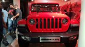 Jeep Wrangler Unlimited Jlu Red Front C98f