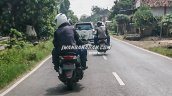 Yamaha Nmax 155 Update Spyshot With New Decals