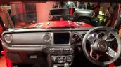 Jeep Wrangler Jl Cabin