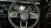 Jeep Wrangler Unlimited Steering Wheel