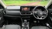 Kia Seltos Interior Dashboard Image