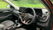 Kia Seltos Interior Dashboard Rhs View Image