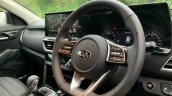 Kia Seltos Interior Steering Wheel Image