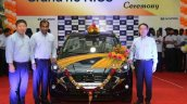Hyundai Grand I10 Nios Production