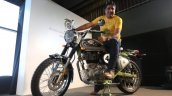 Royal Enfield Bullet Trials Works Replica Launched