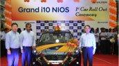 1st Grand I10 Nios Roll Out